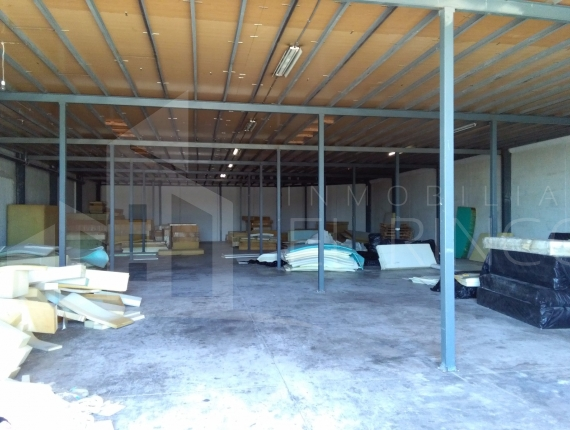 Industrial unit - Long term Rent - Crevillente - Crevillente